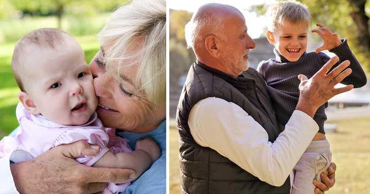 Общение с внуками через Суд